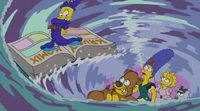 'The Simpsons' Couch Gag Disney